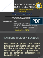 Plasticos Blandos Resistentes y Transparentes EXPO