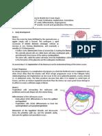 Embryology Notes - Em