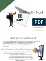 Notificacion Fiscal