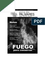 Boletín Informativo n 8-2008.Parque Nacional El Palmar.