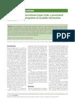 Public Health Review Wto Organ Trans Bulletin