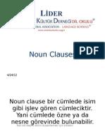 n. clause