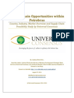 Supply Chain Opportunities Within Petrobras_Feasibility Study