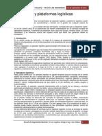 Operadores y plataformas logísticas