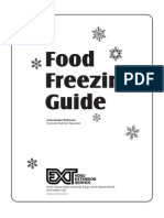 Food Freezing Guide
