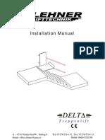 Delta - Installation Manual