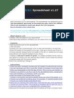 66176294 Best Jim Wendler 5 3 1 Excel Spreadsheet by Poteto Jon K