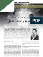 Entrevista a Haim David Zukerwar