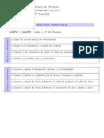 Objetivos Trimestrales at Pq
