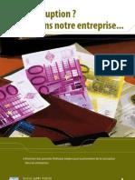 SPF Justice Dossier Corruption