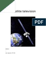 Satellite Television Paper
