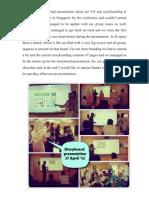 Story Boarding Presentation
