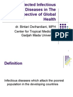 Neglected Infectious Disease in the Perspective of Global