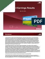LG Display.ir Presentation 2012_1Q_eng