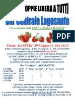 Gara a Coppie Centr. LAGOSANTO (Fragole Maggio-2012) Libera a Tutti