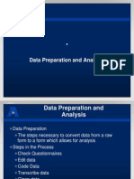 Data Preparation and Analysis Final