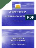 Jornada Divulgacion Energia Solar