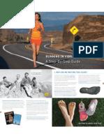 Barefoot Running in Vibram Guide