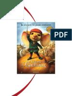 La Légende de Despereaux - Dossier Presse