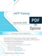 X-AFP Training Dec09