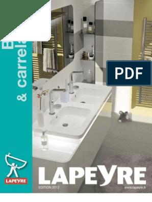 Catalogue Lapeyre Developpement Durable Technologie