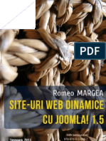 Site-Uri Web Dinamice Cu Joomla! 1.5 No Restriction