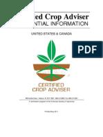 Us Canada Credential Booklet