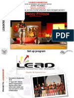 Daniel Phillipe, Mauritius, Leadership - Summit 2012