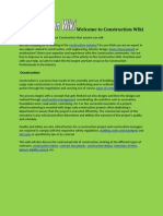 Construction Wiki