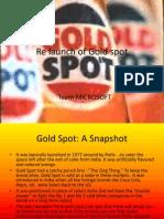 Mircosoft Gold Spot
