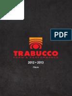 Catalog  Trabucco 2012-13