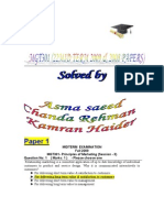 MGT301 MIDTERM 21 Papers And 1 2008paper