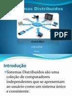 Apresentacao Seminario Sistema Distribuido RAC - PPS
