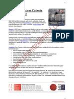 RO Coagulant Polyelectrolyte