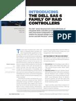 Dell SAS 6 Controller