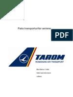 Piata transporturilor aeriene