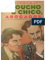 Hermanos Marx - Groucho y Chico Abogados