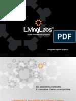 Slide Di Presentazione Bando Living Labs REGIONE PUGLIA