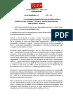 PCP -Projecto de resolução