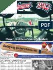 2012 Lancaster Barnstomers  Season Preview