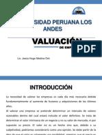 VALUACIÓN DE EMPRESAS