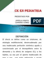 Shock en Pediatria Listo