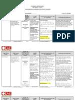 Informe Anual de Assessment - Quimica (2011-2012)