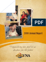 VNA Annual Report 2010