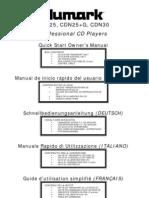 Numark CDN 25 Double CD Player GJ Verschuren
