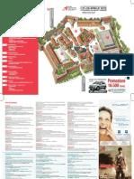 Mostra dell'Artigianato a Firenze - mappa e programma 2012