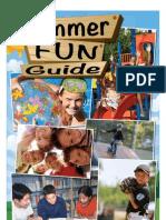 Summer Fun Guide 2012