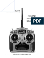 DX6i - Manual en Español