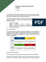 Análisis FODA en la PyME