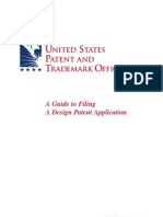 A Guide to Filing a Design Patent Application